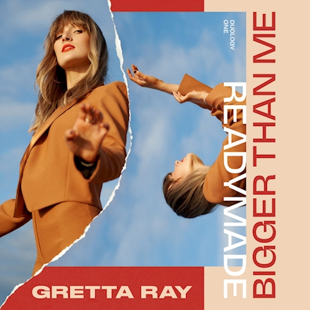 Gretta Ray - Bigger Than Me / Readymade (Duology One)